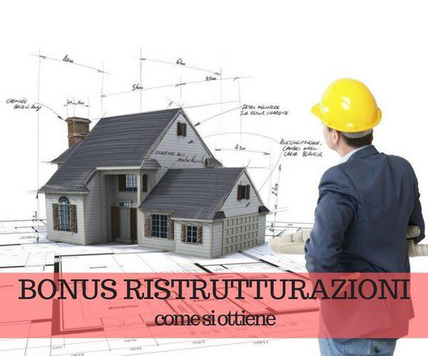Agevolazioni fiscali per le ristrutturazioni edilizie: cosa c'è da sapere