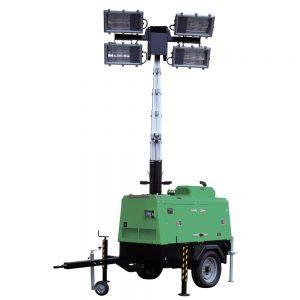 TOWER LIGHT VT – 1 Altezza 9 mt