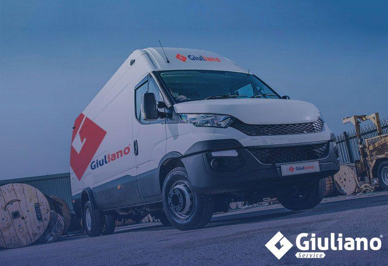 Con Giuliano Service la Garanzia di un assistenza professionale.