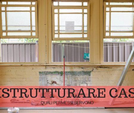 Ristrutturare casa: quali documenti servono