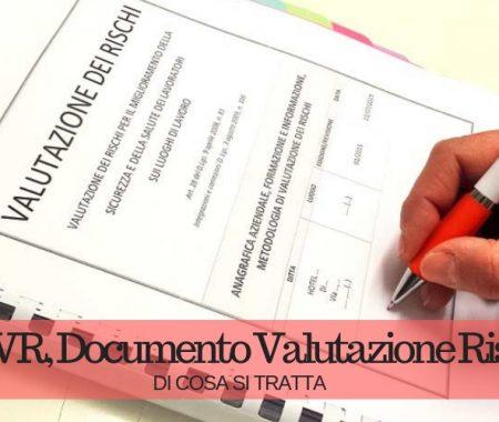 DVR, Documento Valutazione Rischi: cos'è e chi ne è il responsabile