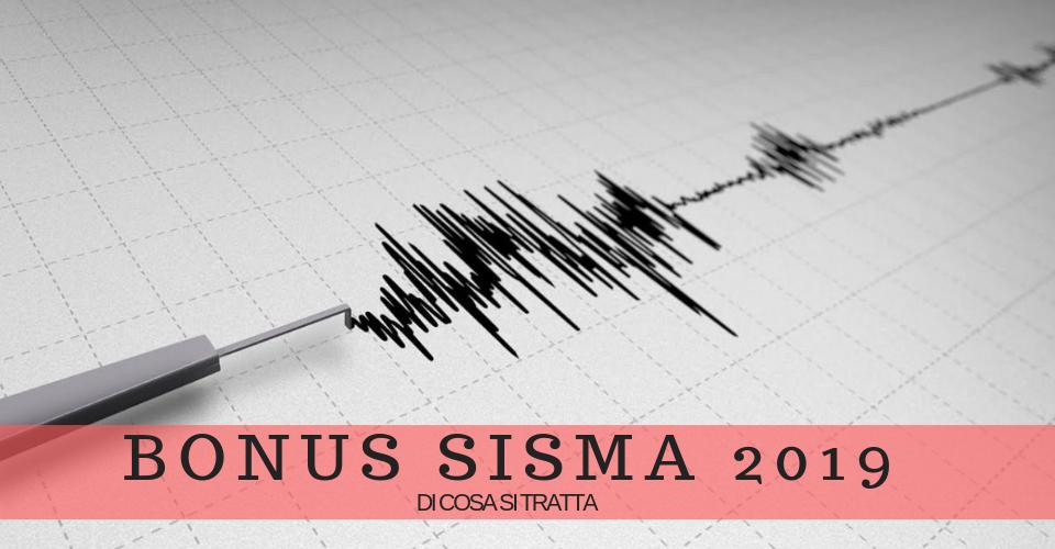Bonus sisma 2019: di cosa si tratta e come richiederlo