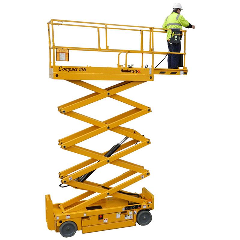 Haulotte COMPACT 10N Altezza di lavoro 10 mt