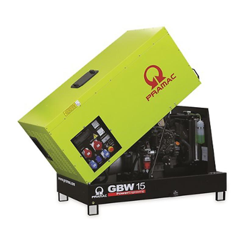 PRAMAC GBW 15 – 13 kVa