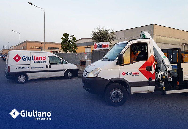 Con Giuliano Group hai la garanzia di un'assistenza professionale.