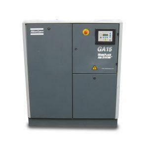 ATLAS COPCO GA 15 Portata 2500 (lt/m) Pressione 7,5 (bar)