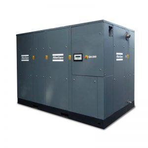 ATLAS COPCO GA 200 Portata 23000 (lt/m) Pressione 13 (bar)