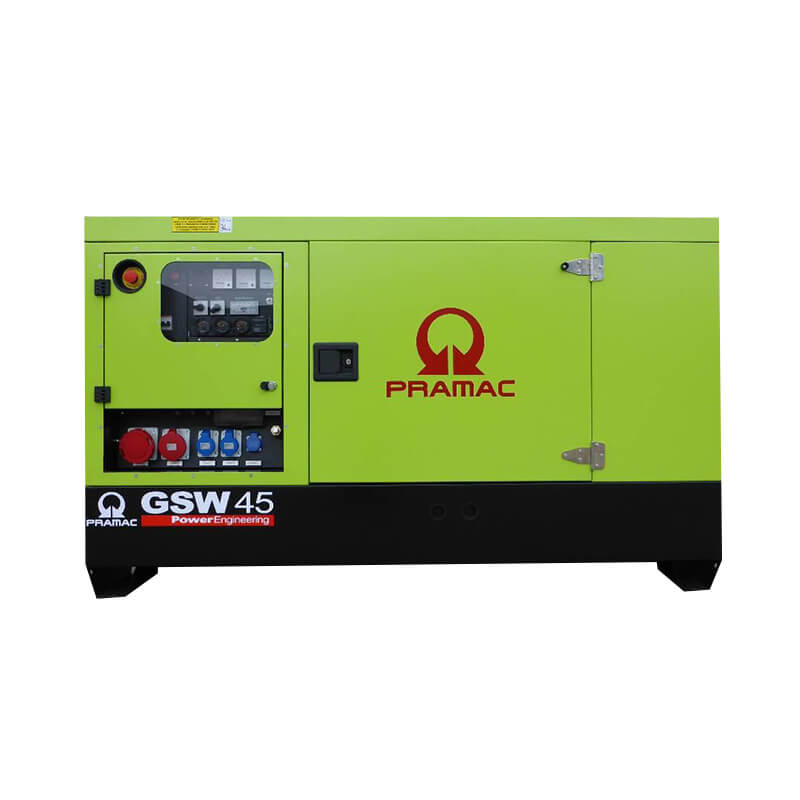 PRAMAC GWS 45 – 48 kVa