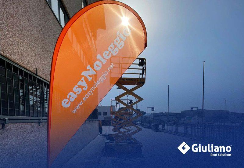 Giuliano Group sceglie la soluzione digitale di easyNoleggio