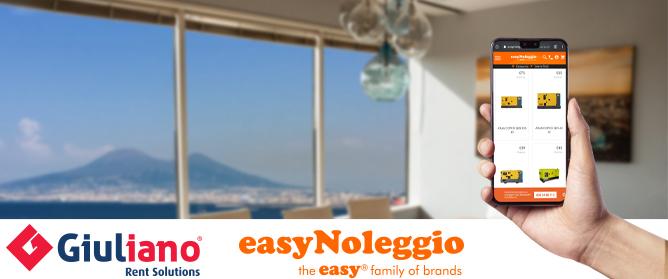 Giuliano Group e easyNoleggio: stretto l'accordo per la Campania