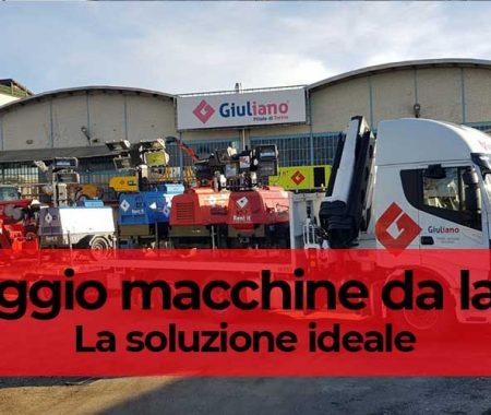 Noleggio macchine da lavoro: la soluzione ideale per il tuo cantiere